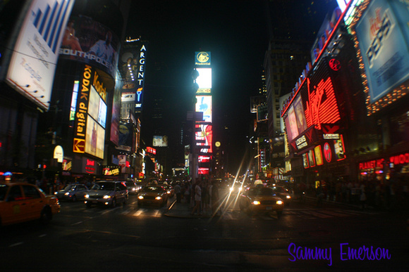 Times Square-New York City, New York, USA